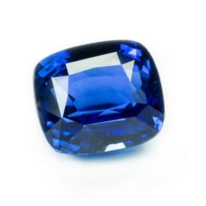 Saphirs bleus